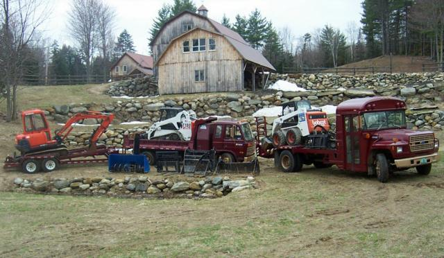 You'll recognize us on the road!